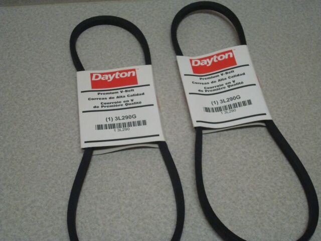 Dayton Premium V Belt 3l290 G