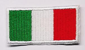 Ricamate PICARDIE Bandiera Bandiera aufbügler Patch 8 x 5 cm