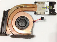 Ibm Lenovo Thinkpad T420s Cpu Cooling Fan + Heatsink Fru 04w1712 (integrated)
