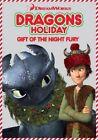 Dragons Gift of The Night Fury 0037117077830 With Jay Baruchel DVD Region 1