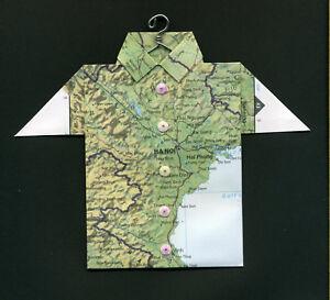 Origami-Map-Shirt-Vietnam-Hanoi-Hai-Phong-Nam-Dinh-Thai-Nguyen-Hon-Gai