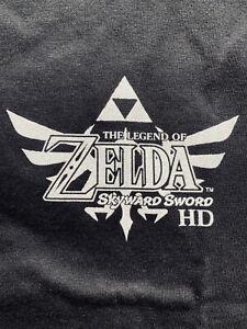 The Legend of Zelda Skyward Sword HD t-shirt size M L XL nintendo Pre-order