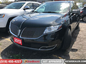 2013 Lincoln MKT | NAV | ROOF | LEATHER | ALL CREDIT ACCEPTED |