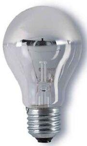 Osram-SPC-MIROIR-A-couleur-argent-E27-40W-monticule-reflechissant