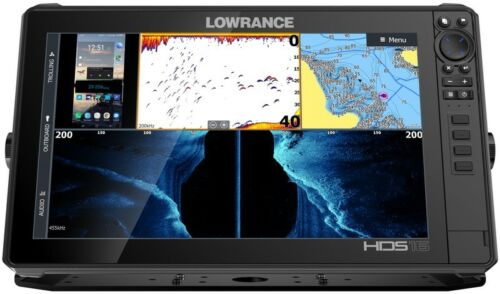 Lowrance HDS 16 LIVE ohne Geber Echolot GPS Kombigerät