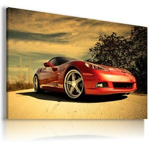 MERCEDES GULWING SILVER  Sport Cars Large Wall Canvas Picture ART AU292 MATAGA .