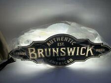 Brunswick Tires Service Depot Plasma Cut Metal Sign