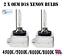2x D1S Xenon Ampoules Phare OEM Ampoules de Remplacement FORD BMW AUDI VW Mercedes