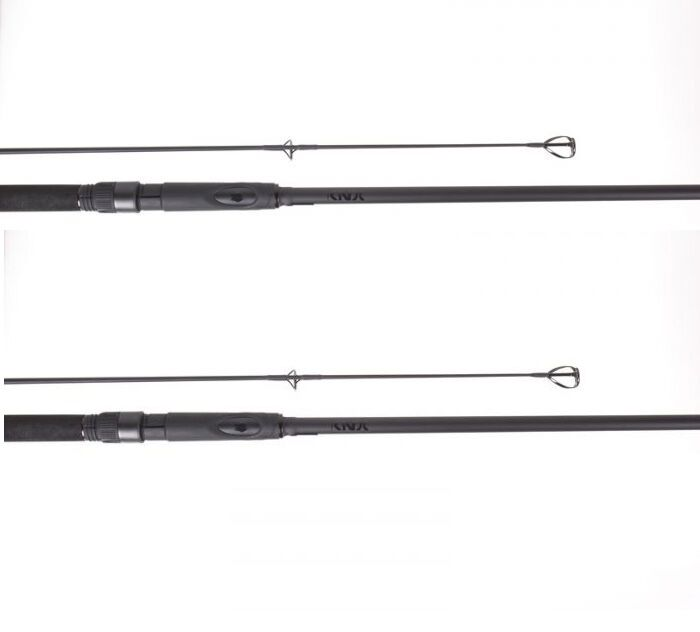 2 X Nash KNX Carp Rods 12ft  2.75lb 3lb 3.5lb 50mm butt on 3lb And 3.5lb