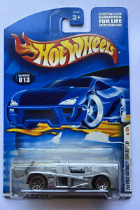 2001-Hotwheels-First-Editions-Cadillac-LMP-Le-Mans-Race-Car-Mint-Very-Rare