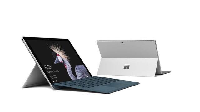 Microsoft Surface Pro 128gb Model 1796