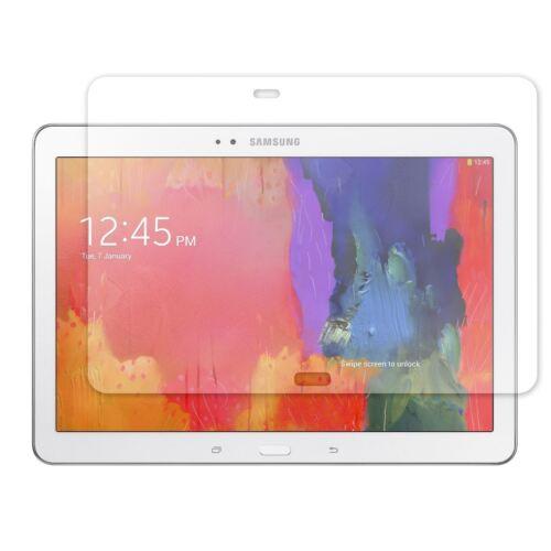 """2x Calidad Protector De Pantalla Transparente cubrir para Samsung Galaxy Tab Pro 10.1 """" T520"""