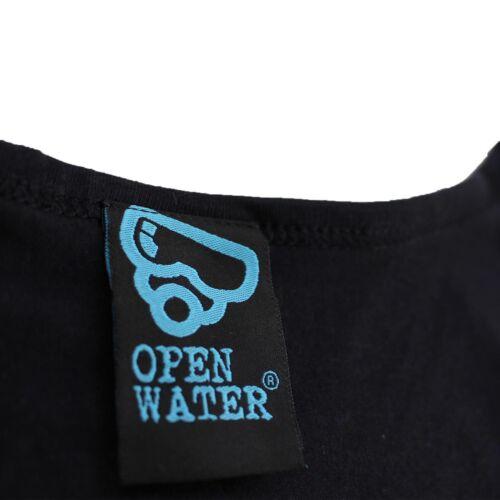 Weste Geburtstagsgeschenk Singlet lustige Manta Unisex Open Ray schwarz Water Sporttauchen vWBxqwUS7