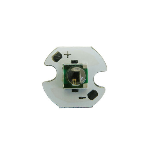 10pcs 1W 850nm Infrared IR High Power LED with 8mm 10mm 12mm 14mm 16mm 20mm PCB