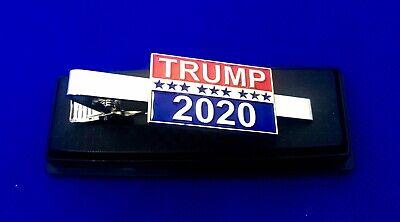 Trump 2020 Tie Clip Donald Trump President Tie Bar NEW