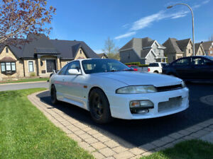 Skyline R33 gts 1993