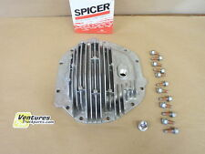 DIFFERENTIAL COVER ALUMINUM FINNED COOLING FITS NISSAN SPICER DANA 44 12 BOLT