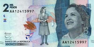 02 Colombia / Kolumbien Set 3 Pieces 2-10 Pesos 2015 Unc Ein GefüHl Der Leichtigkeit Und Energie Erzeugen