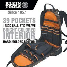 Item 3 Klein Tools Tradesman Pro Tool Bag Organizer Electrician Camo Backpack New