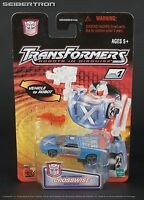 Crosswise Transformers Robots In Disguise Rid Spy Changers Hasbro 2001