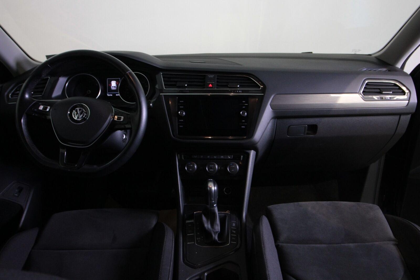 VW Tiguan Allspace TDi 150 Comfortline DSG Van