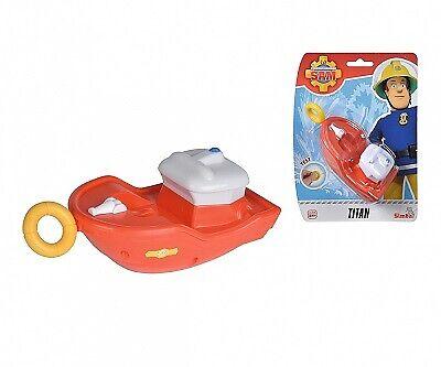 Sam Aufziehboot Titan Feuerwehrmann Sam Neu Simba 109252134