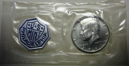 1964 Silver Proof John F Kennedy Half Dollar Mint Set Cello Flashy Gem Examples