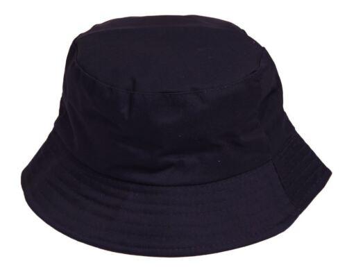 Mens Unisex Cotton Bucket Hat Summer Camouflage Fishing Beach Festival Sun Cap