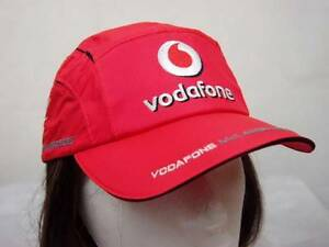 vodafone mclaren mercedes champion du monde lewis hamilton casquette de baseball alonso f1 ebay. Black Bedroom Furniture Sets. Home Design Ideas