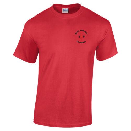 29 Commando Royal Artillery Dagger T-Shirt