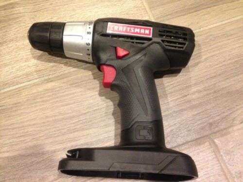 Drill//Driver Bare Tool NEW Craftsman C3 19.2-Volt Lithium-Ion 3//8-in