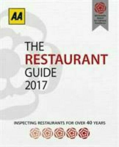 The Restaurant Guide 2017 (Aa Lifestyle Anleitungen) von Aa Publishing