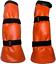 Horse Hoof Soaking Bag Leg Boot Soaker Wrap w// EVA Pad Heavy Duty 24 Inch 2 Pack