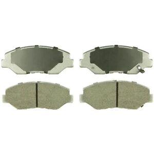 Details about Disc Brake Pad Set-LX Front AUTOZONE/ DURALAST-BOSCH D943