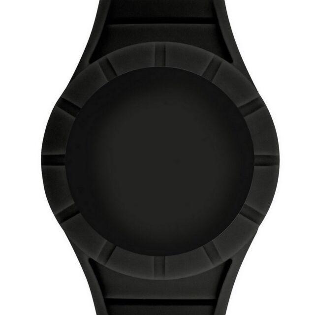 HIP HOP  CINTURINO CRONO    BLACK TIE  HBU0656  CASSA DA 42  MM