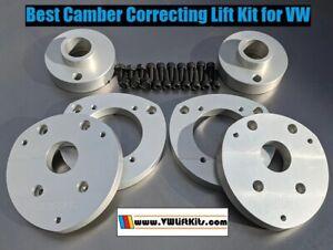 Camber Correcting Lift Kit for VW Golf Sportwagen Jetta Wagon MK7 2015-2019