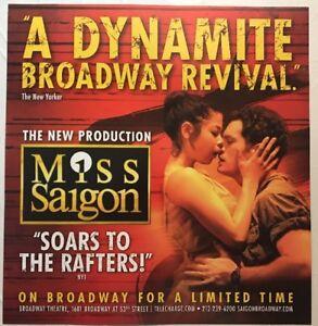 Miss-Saigon-2017-Alistair-Daniel-Brammer-21-x-22-Window-Card-poster-Broadway