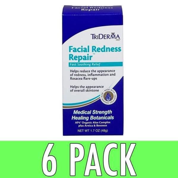 Triderma facial redness repair cream