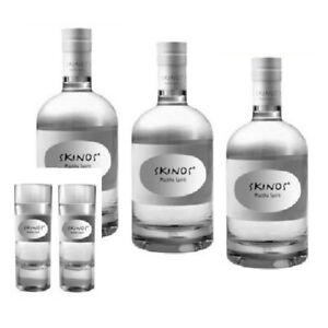 Skinos-Mastiha-Spirit-3x-700ml-Likoer-mit-Mastix-aus-Chios-gratis-2-Skinos-Glaeser