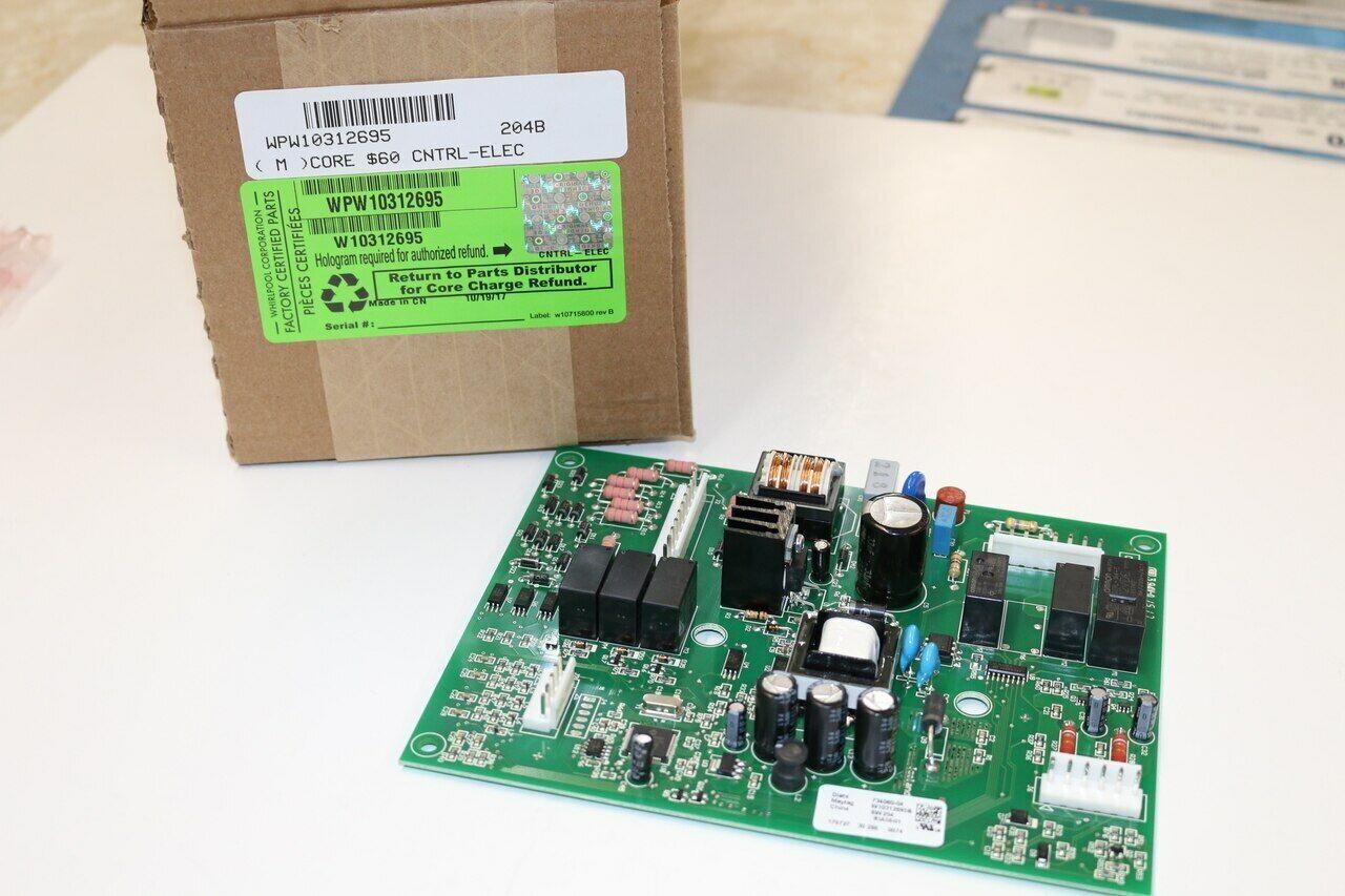 W10312695 Refrigerator Control Board