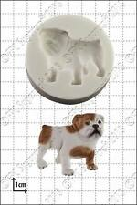 Silicone mould Bulldog | Food Use FPC Sugarcraft FREE UK shipping!