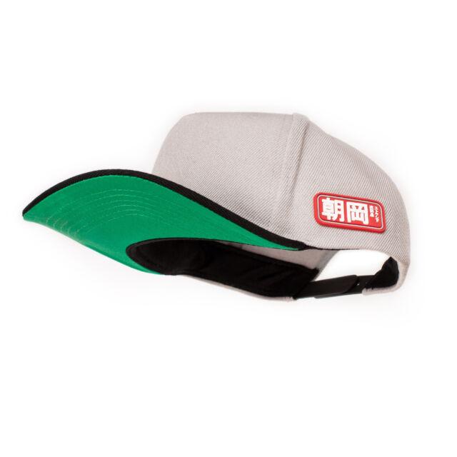 b7103f4a800 Japanese Style Snapback Cap Baseball Trucker Hip Hop Hat Japan Snap Back  Green for sale online