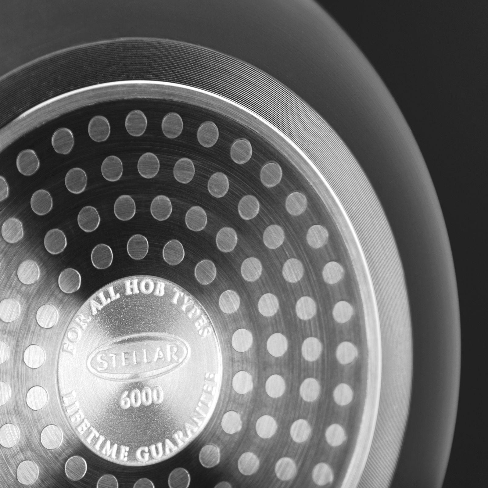 Estelar 6000 Lavavajillas Cacerola 18cm todos placas incluida la inducción Lavavajillas 6000 Y Horno bb5b39