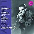 Beethoven: Symphony No. 3; Smetana: Bartered Bride Overture; Chapi, Giménez: Zarzuelas (2012)