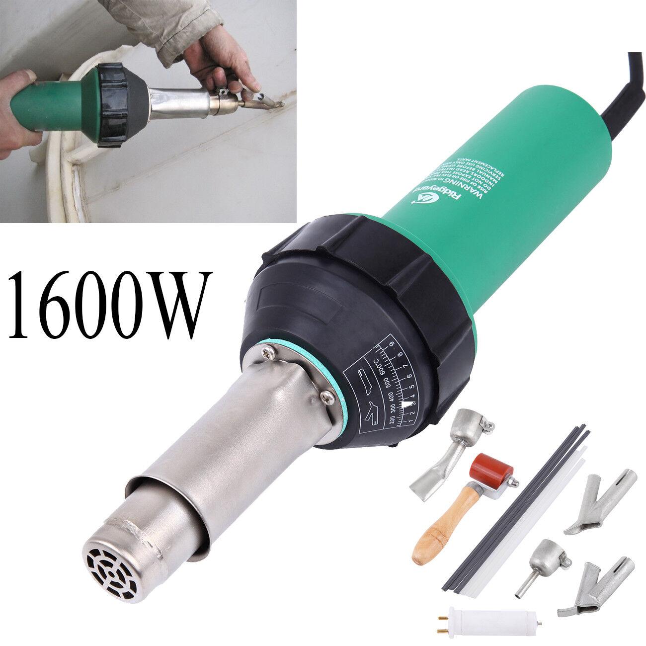 1600W 1600W 1600W Heiße Luft Kunststoff Schweißer Schweißgerät Schweißbrenner UK Lagerhaus acac9f