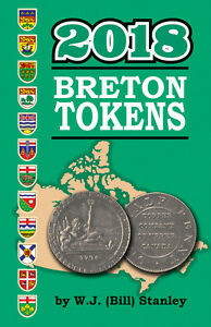 Catalogue-Breton-Tokens-2018-compiled-by-W-J-Bill-Stanley-Book-Canada