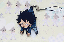 One Piece Pirate Trafalgar Law PVC Figure Cell Phone Chain Strap Charm