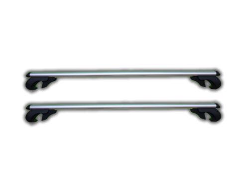 AeroBar Locking Roof Bars for Subaru Impreza Estate 5 Door 93-07 Aluminium