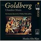 Johann Gottlieb Goldberg - Goldberg: Chamber Music (1997)