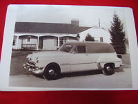 1950 Pontiac Sedan Delivery Big 11 X 17 Photo Picture